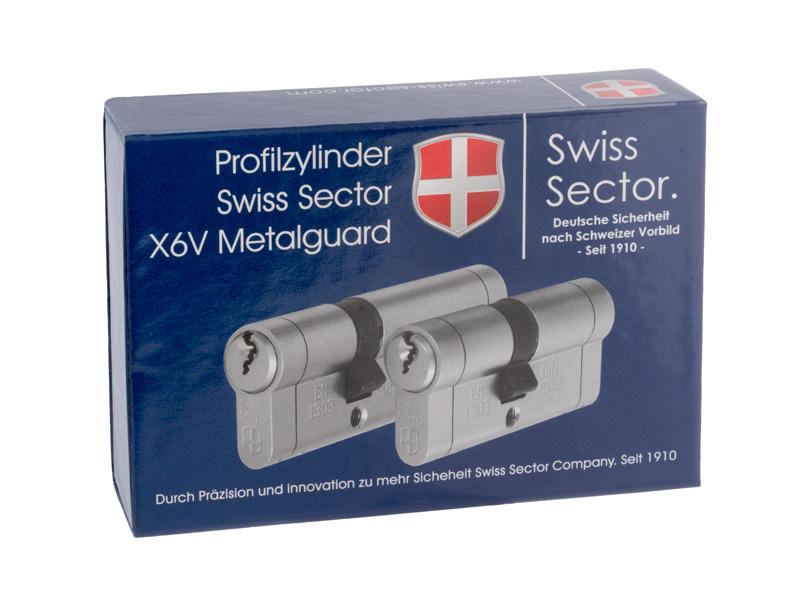 картонена кутия за патрон на swiss sector