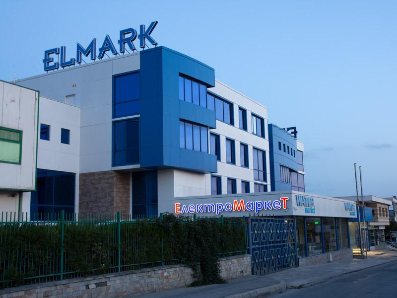 светещи букви на магазин Електромаркет, Варна
