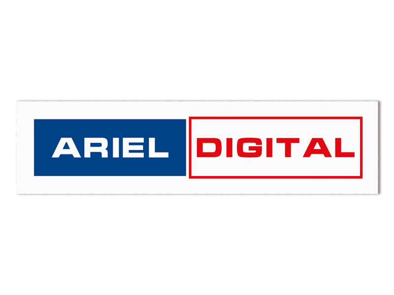 гаранционен стикер ARIEL DIGITAL