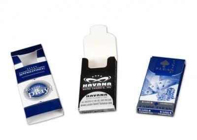 цигарени кутии за казино