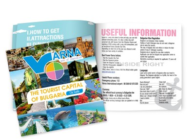брошури - city guide Varna