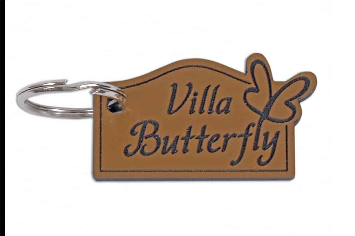 Ключодържател - Вила