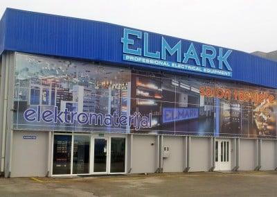 Рекламна конструкция - Елмарк