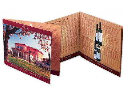 продуктови брошури - Винарска изба Варна
