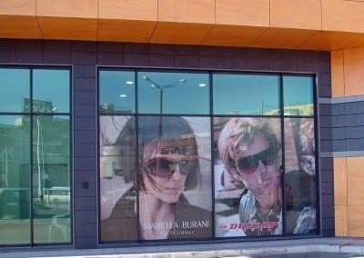 Рекламна витрина - Пфое Мол