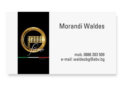 визитни картички на grandi-firme