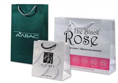 рекламни торбички