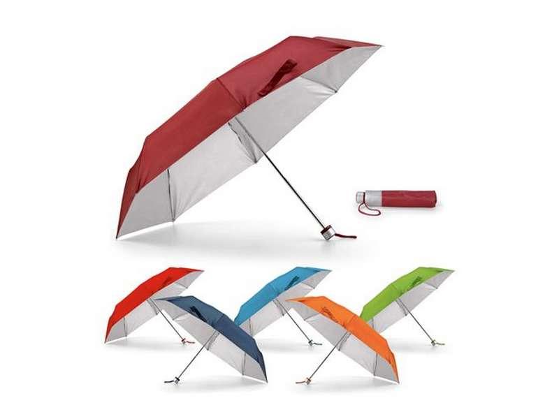 рекламни дамски сгъваеми чадъри, различни цветове