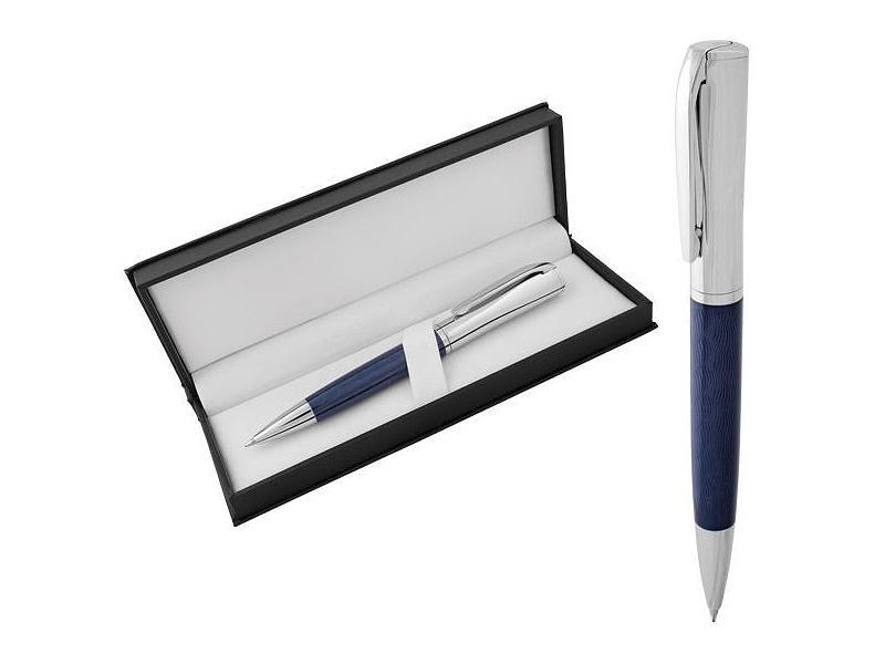 химикалка в луксозна кутия от еко кожа