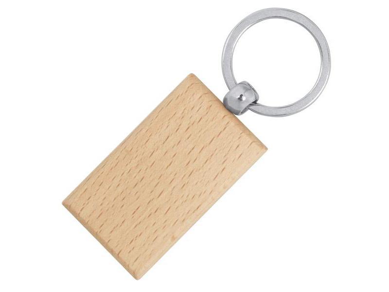 дървен ключодържател