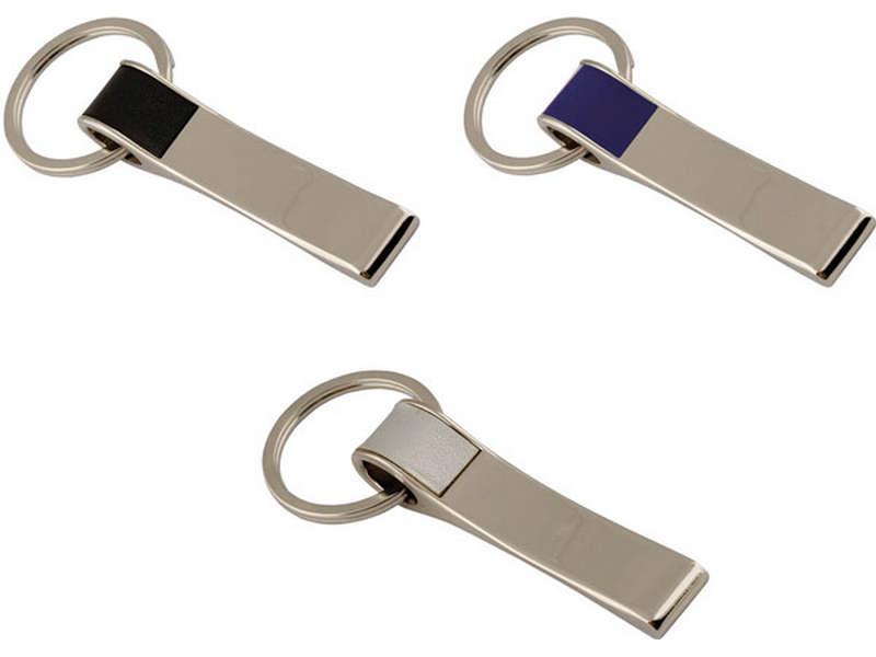 метален ключодържател, подходящ за лазерно гравиране