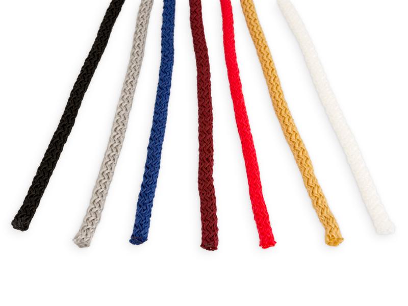 цветове на шнур за дръжки за хартиени торбички