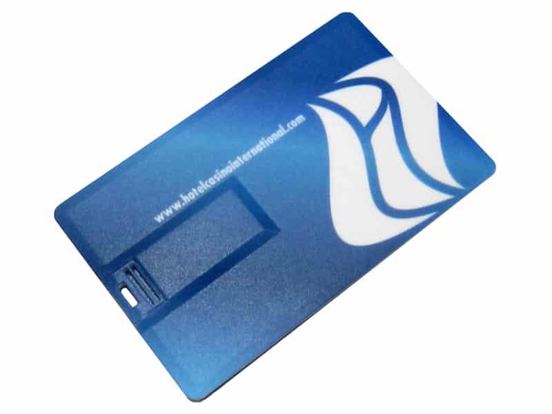 USB памет с надпис хотел Интернационал