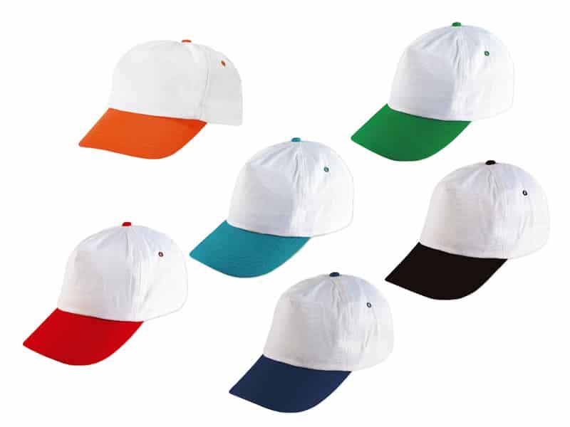 рекламни шапки ID-388, цветове