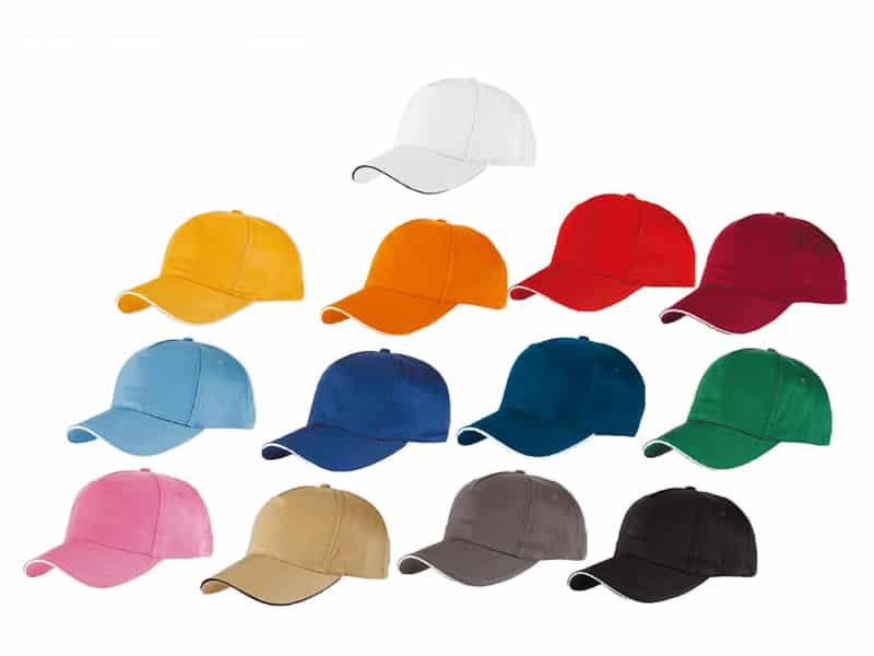 рекламни шапки SH-0209