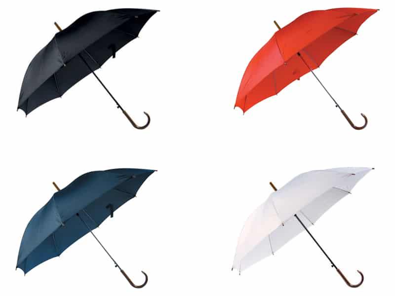 рекламни автоматични чадъри