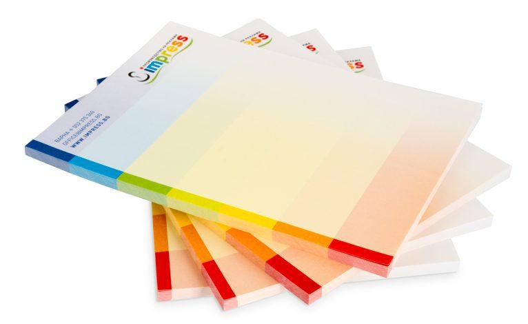 Бланка за фактура, формат А5, 10 реда