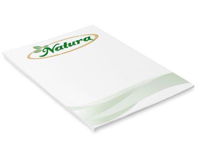 KL8 фирмено хартиено кубче - Natura