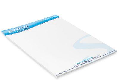 KL8 фирмено рекламно кубче листи на Sima
