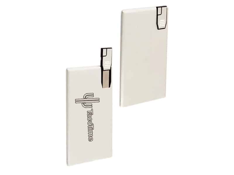 алуминиева флашка за печат на реклама