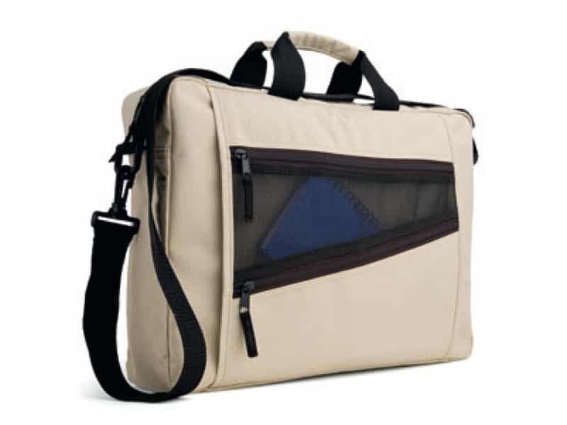 рекламна чанта с едно отделение и преден джоб