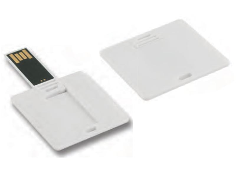 USB памет, плоска, за реклама