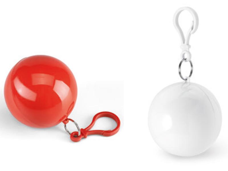 дъждобран в сферична опаковка