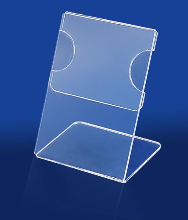 Снимка на мостра - вертикална поставка за етикет (серия LP)
