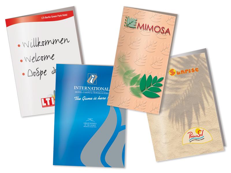 хотелски паспорти от импрес