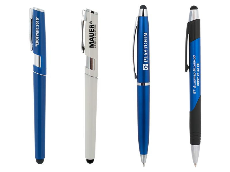 химикалки с накрайник за тъчскрийн