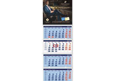 Календар 1140 Мажор каре