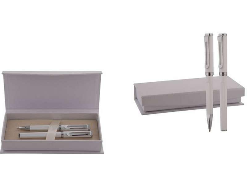 Комплект пишещи средства в луксозна кутия