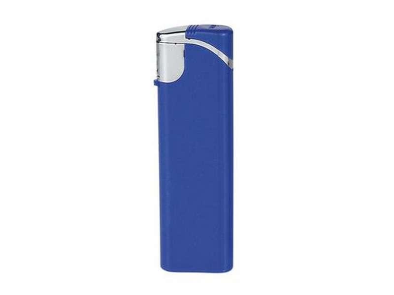 пиезо запалка синя, рекламна