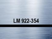 LM922_354 алуминий/черно