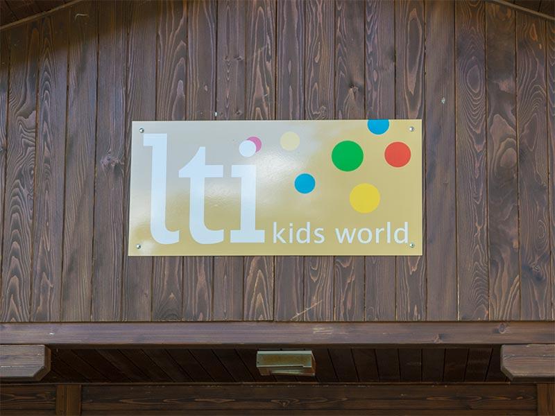 табела за сцена за анимация в хотел LTI