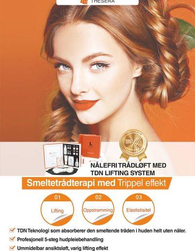 постер за презентиране на продукт