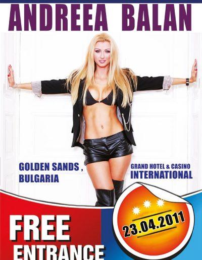 постери за гостуваща звезда в hotel International