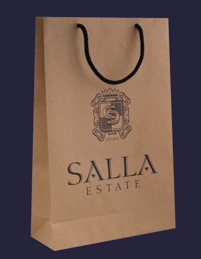 хартиена торбичка Sala