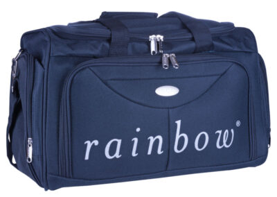 рекламна чанта с надпис rainbow